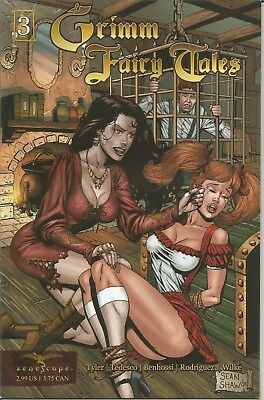 GRIMM FAIRY TALES - # 3  (December 2005)