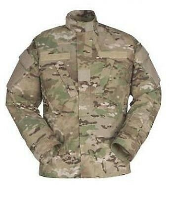 US Army Multicam OCP Combat Tactical ACU USMC coat Jacke XXLL XXLarge Long NEW
