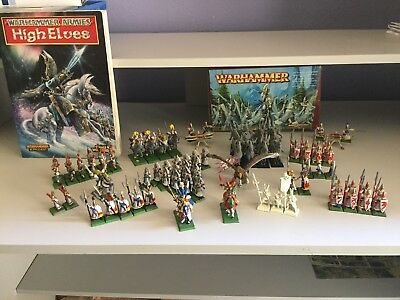 Warhammer Fantasy Battles High Elves