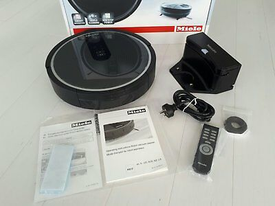 ROBOT VACUUM CLEANER - MIELE Scout RX1 - SERIOUSLY AS NEW -FREE POSTAGE