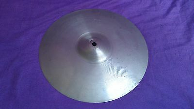"VERY RARE Vintage Paiste 101 12"" splash crash cymbal 1970's vgc"