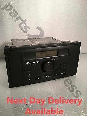 Ford 1500 rds radio cassette operating manual instruction audio book ford transit radio 1500 rds fdb000 publicscrutiny Choice Image