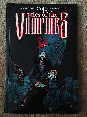 TALES OF THE VAMPIRES TPB - Joss Whedon