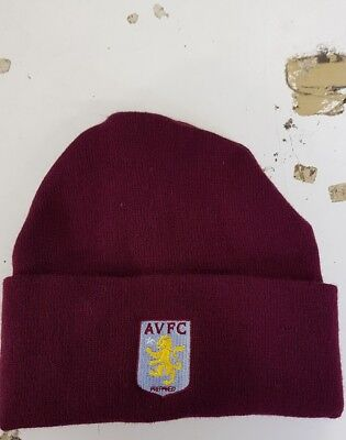 Aston Villa  HAT Beanie hat The Villans The Villa