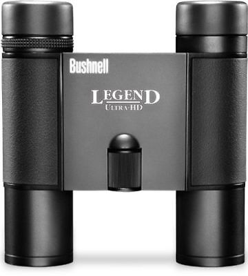 Bushnell Legend Ultra HD 10x25 Roof Prism Binoculars 190125 *NEW AUCTION**
