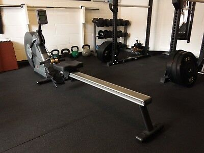 Rower - Johnson W7000 air rower - very good condition