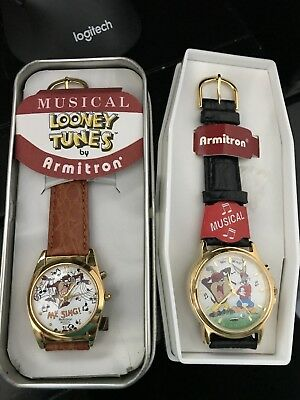 Looney Tunes Musical Watchs