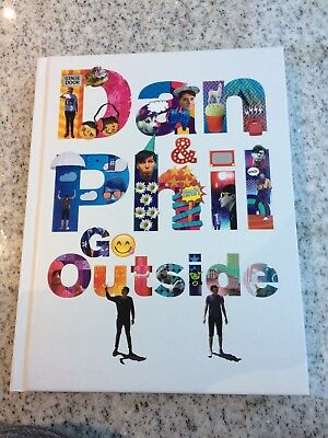 Dan and Phil Go Outside *** BRAND NEW *** PERFECT CONDITION *** RRP £16.99