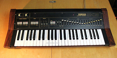 YAMAHA SK15 Vintage String Machine / Poly-Synth 1979 | RARE !