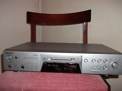 Sony MDS-JE780 MiniDisc Deck Recorder Player
