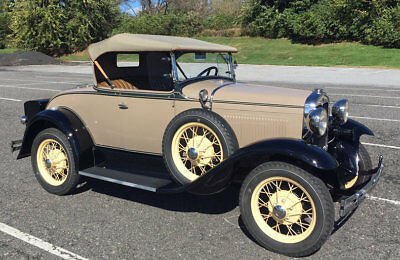 1931 Ford Model A Deluxe 1931 Ford Model A Deluxe Roadster