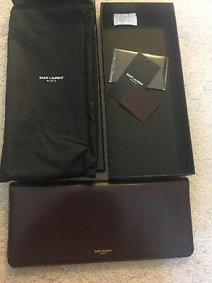 Saint Laurent Paris Travel Document Purse/wallet