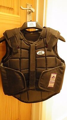 Child's Large USG Back Protector with cover