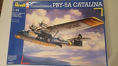 Revell Consolidated PBY-5A CATALINA 1/48 **NEU**