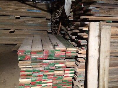 Reclaimed scaffold boards , PETERBOROUGH