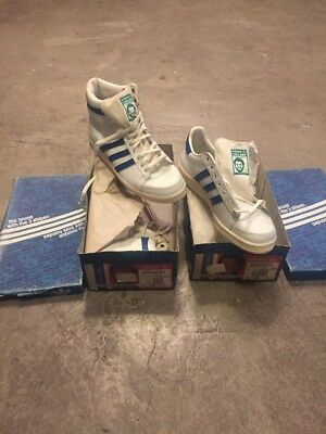 Adidas Kabul Jabbar Made In France Vintage Basketball Shoes Rare Deadstock NOS