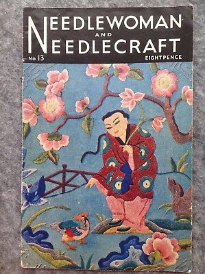 Needlewoman and Needlecraft No.13 January 1943