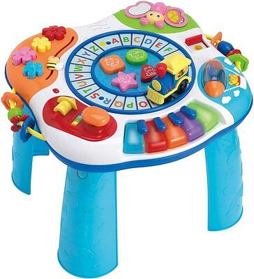 IQ Series Letter Train Activity Table Activity Play Centers