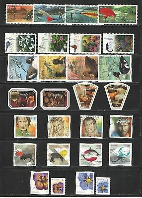 7 Complete set  28 stamps