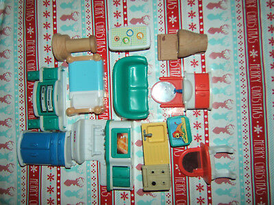 Selection of Dolls House Furniture
