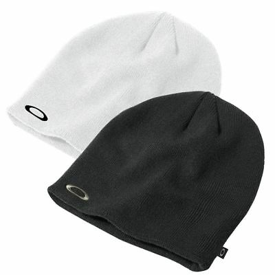 Sale!!! 55% Off Oakley Golf Fine Knit Beanie Thermal Mens Winter Golf Hat