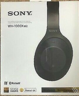 Sony WH-1000XM2 Noise Cancelling Bluetooth Headphones -