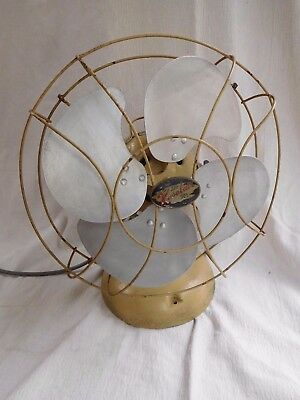 """VINTAGE """" REVELAIR """" ELECTRIC  FAN - COLLECTABLE / DISPLAY 1950's"""
