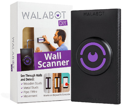 Walabot DIY In-Wall Imager Imaging Device See Studs Pipes Wires - For Android