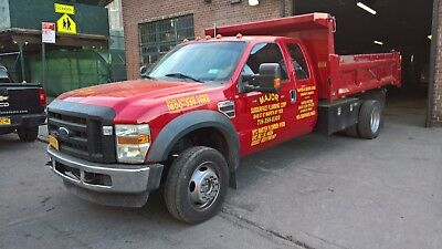 2008 Ford F450 Superduty Extended Cab Diesel 4X4