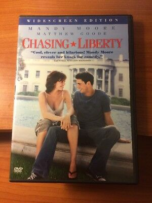 Chasing Liberty (DVD) Mandy Moore, Matthew Goode...77