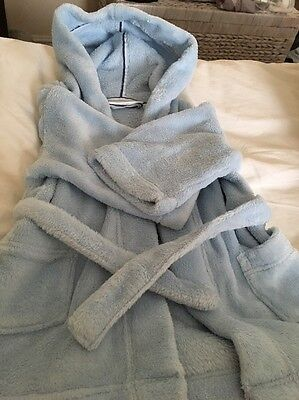 The Little White Company Baby Robe