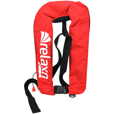 2 x Adult Lifejacket Automatic Inflatable PFD1  - 150N - Inflation Jacket (pair)