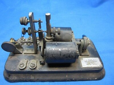 Vintage Western Union Rely For Railroad Telegraph