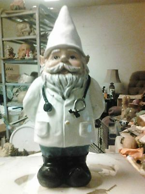 Doctor Gnome Mold Latex for Concrete , Plaster even Wax