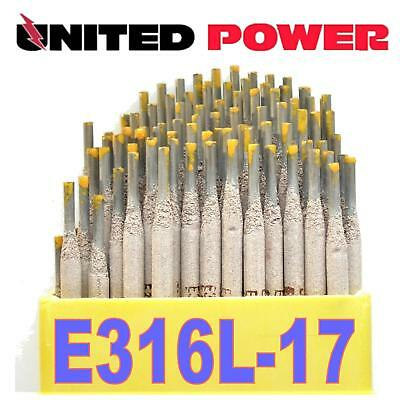 10rods 2.5mm E316L Stainless Steel Arc Welding Rod IDEAL FOR MARINE APPLICATION