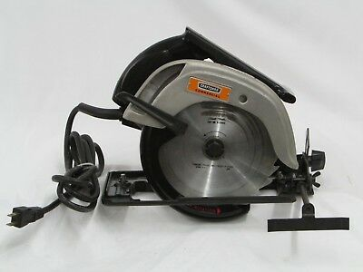 """Sears Craftsman 7"""" Corded Industrial Circular Saw with Rip Fence - #315-11860"""