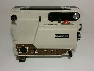 Vintage Majestic Model NSI-36 Dual Eight Projector
