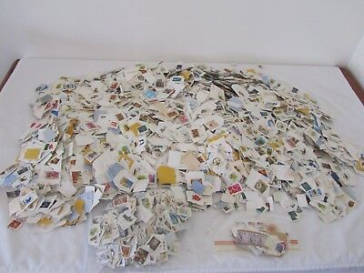 Massive Collection 4.5 kg Of Used POSTAGE STAMPS  BULK LOT