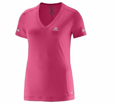 Salomon Park Tee, Women's V-Neck Shirt