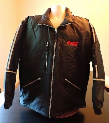 Tri Mountain Outerwear Coca-Cola Route Driver Jacket - Size Large - New With Tag