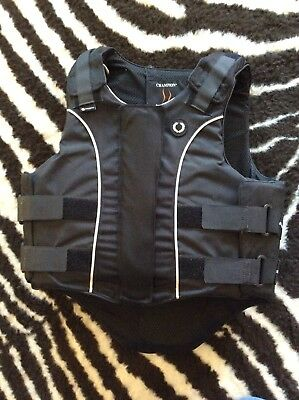 CHAMPION freedom LADIES Horse Riding Back Protector size WS