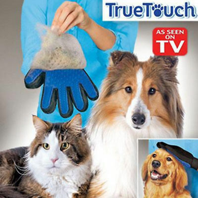 Pets Magic Massage Gloves Cleaning Brushes for Dogs Cats Skin Care Hair Remover