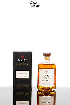 Nant Sherry Cask Matured Tasmanian Highland Single Malt Whisky (500ml)