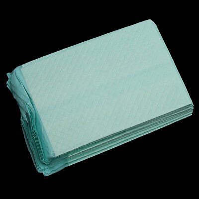 10pcs Incontinence Bed Pads Waterproof Mattress Underpad Protector Absorbent