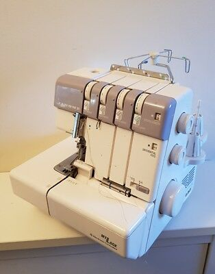 Overlocker Janome My Lock 634D  Spares Or Repair
