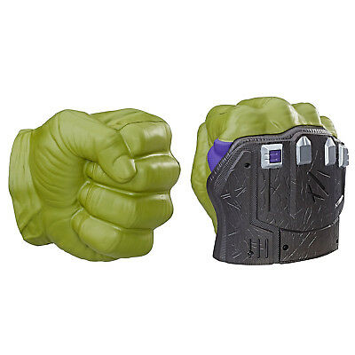 Thor: Ragnarok Hulk Smash FX Fists MARVEL Figure with Sounds Boys Gift NEW