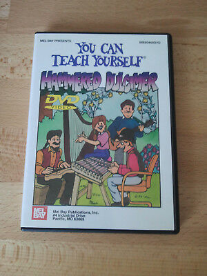 You Can Teach Yourself Hammered Dulcimer   (Lern DVD)