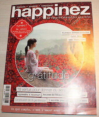 HAPPINEZ - Mindstyle magazine - N°7