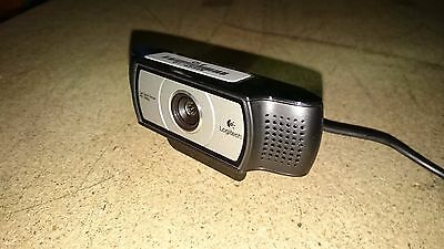 Logitech HD Webcam C930e V-U0031 860-000445 Carl Zeiss Tessar
