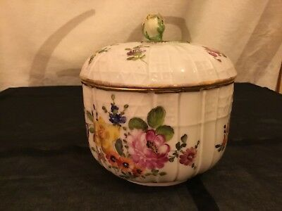 Beautiful sugar bowl-Carl Thieme